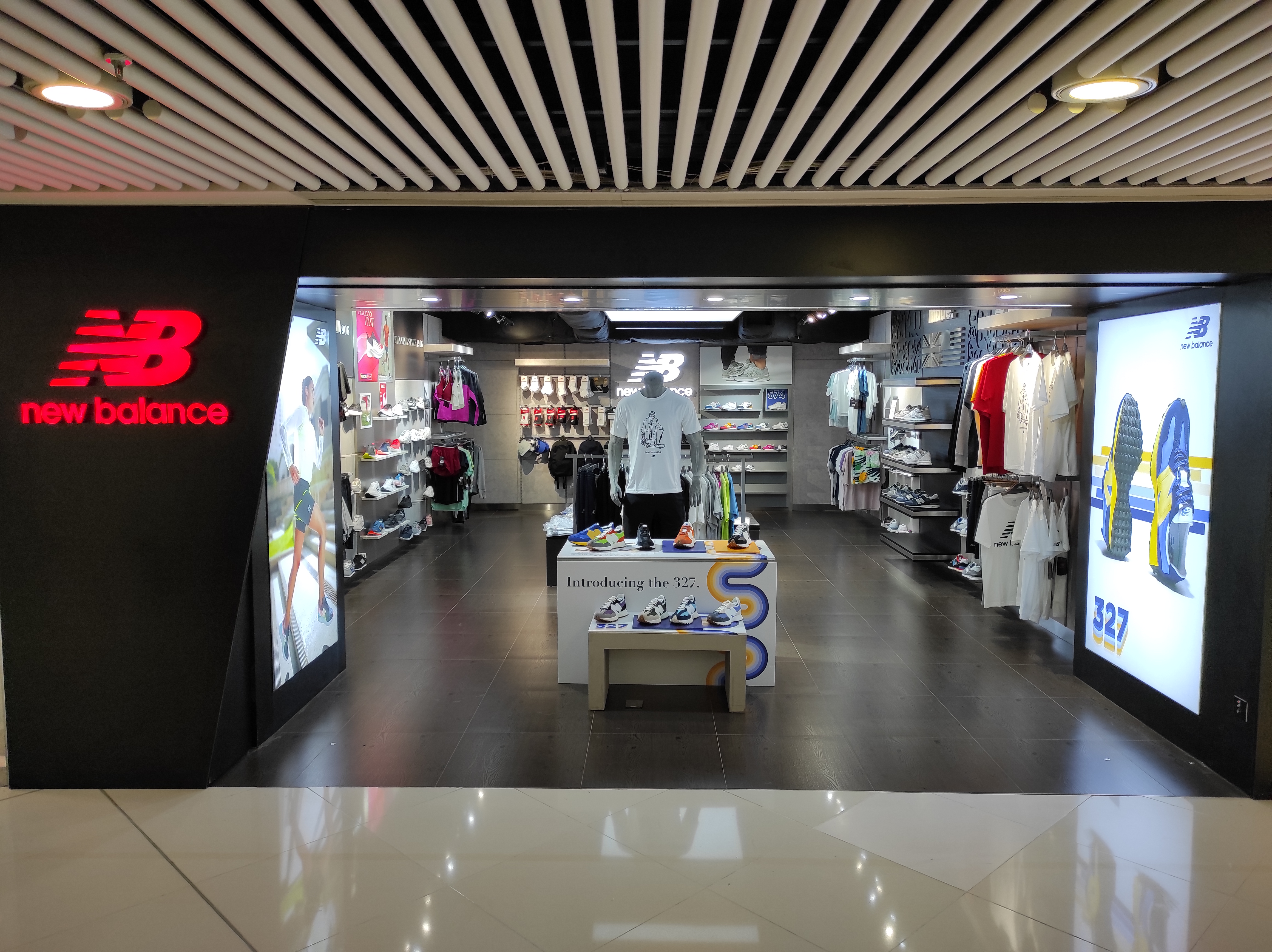 new balance outlet harbour town